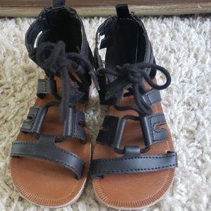 OshKosh Bgosh toddler gladiator sandals